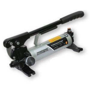 P901 bơm tay thủy lực 450ml, đơn trình, dung tích hữu dụng 300ml
